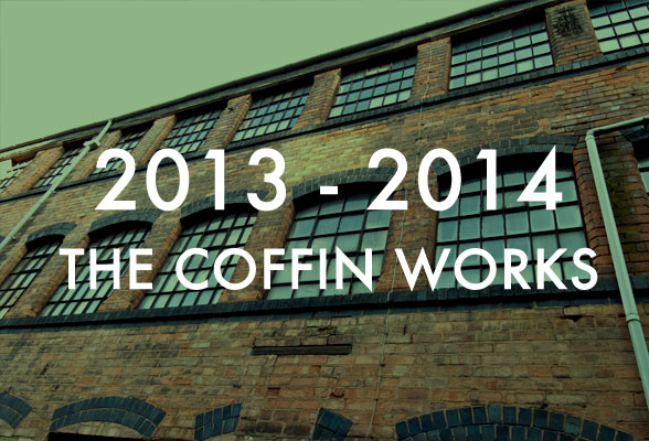 2013 - 2014: Newman Brothers at the Coffin Works