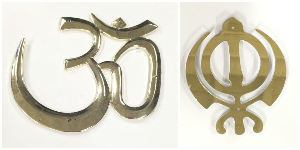 hindu and sikh symbols