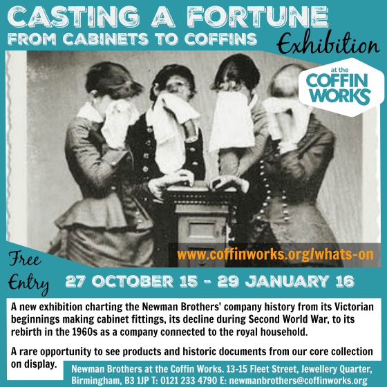 Casting a fortune poster 560