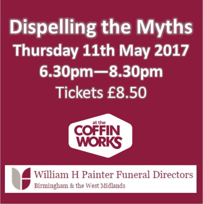 Dispelling the Myths Thursday 11th May 2017