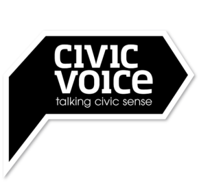 Civic Voice talking civic sense