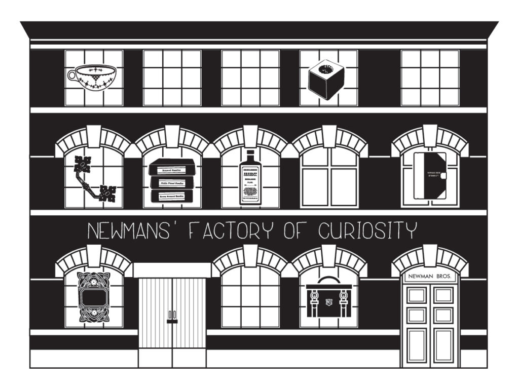 Newmans' Factory of Curiosity